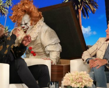 Sean 'Diddy' Combs Proves He's Scared of Clowns!