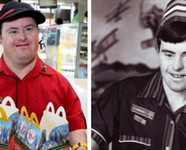 McDonald's Worker With Down Syndrome Retires After 32 Years Of Service