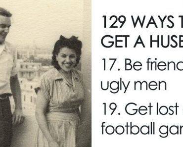 Article From 1958 Titled '129 Ways to Get a Husband' Shows How Much The World Has Changed