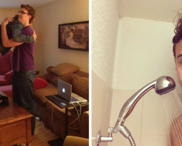 14 Situations That Every Tall Person Face