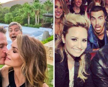 14 Times Celebrities Photobomb Others