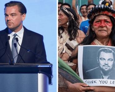 Leonardo DiCaprio's Environmental Fund Pledges $5 Million To Preserve Amazon Rainforest, Amid Fires