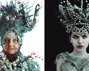Pagan-Themed Photoshoot By Polish Photographer Reveals The Beauty Of Slavic Culture