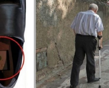 These Shoes With GPS Track Elderly Family Members With Alzheimer's To Prevent Them From Getting Lost